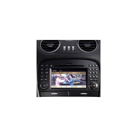 Car Video Interface for Mercedes-Benz B/E/CLS/G/GL/ML/SL-Class 2009∼ Preview 15