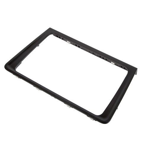 Radio Trim Plate for VW Bora 2013-14 MY for RCD510, RNS510, RCD310, RNS310, RNS315 (black) Preview 1