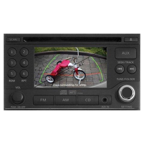 Кабель для подключения камеры в автомобилях Nissan с системой Nissan Audio Превью 5