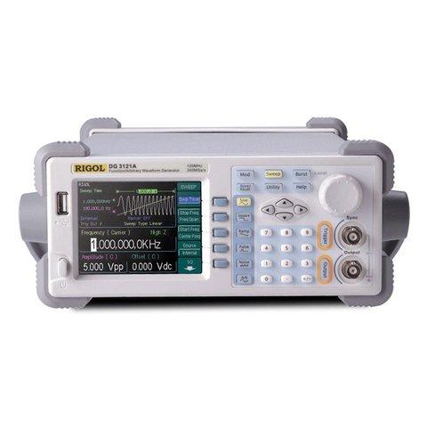 Універсальний генератор сигналів Rigol DG3121A Прев'ю 1