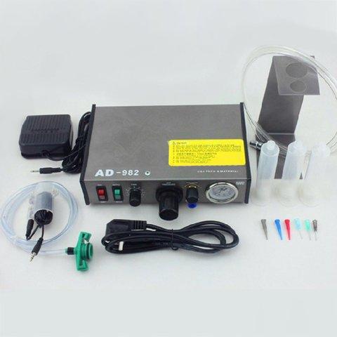 Напівавтоматичний пристрій для подачі клею AD-982 Прев'ю 1