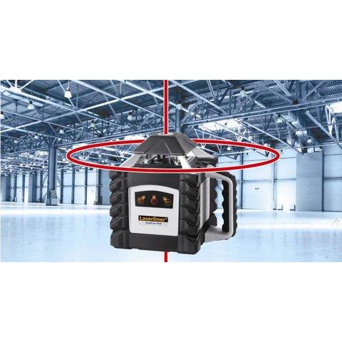 Лазерний нівелір Laserliner Quadrum 410 S