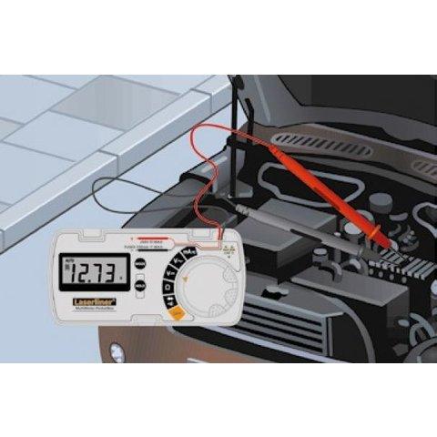 Цифровий мультиметр Laserliner MultiMeter-PocketBox Прев'ю 3