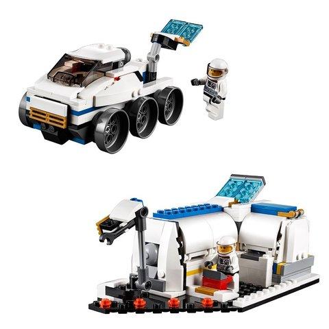 Конструктор LEGO Creator Космічний дослідницький шаттл 31066 Прев'ю 1