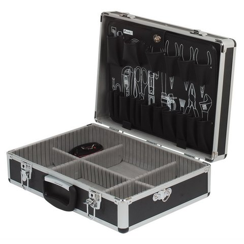 Aluminum Frame Tool Case Pro'sKit 8PK-750N with 1 Pallet Preview 1