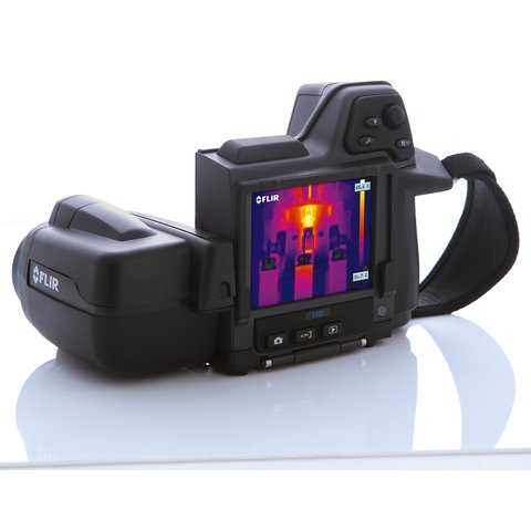 Thermal Imaging Camera FLIR T420 - Preview 2