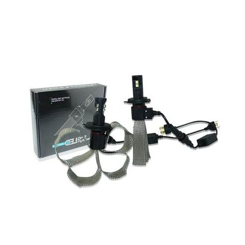 Car LED Headlamp Kit UP-G5-H4HL-CR-3000lm (H4, 3000 lm, cold white) Preview 3