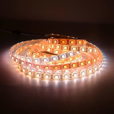 LED Strip SMD5050 SK6812 (1800-7000 K, white, with controls, IP65, 5 V, 60 LEDs/m, 5 m) Preview 2
